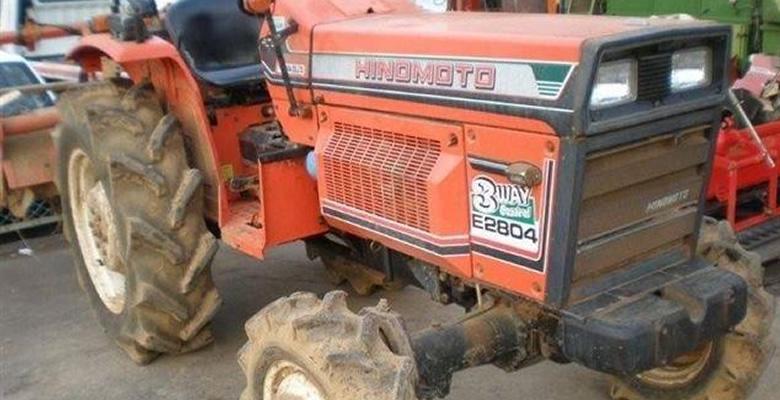 国内大手4社以外のメーカーの農機具