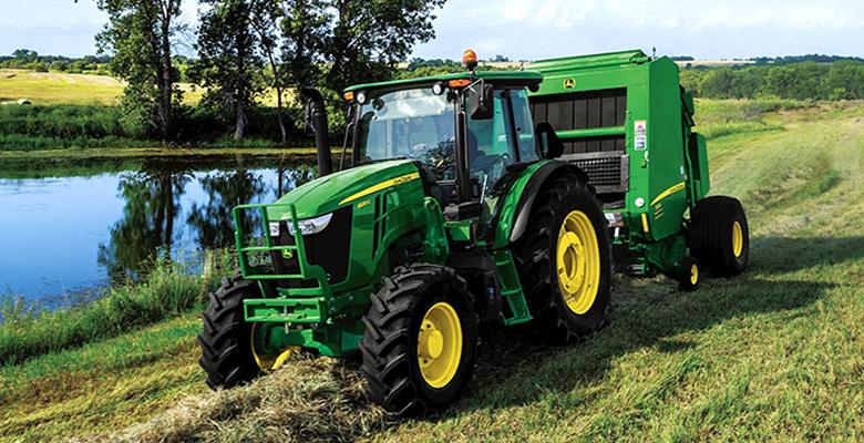 海外メーカーの農機具