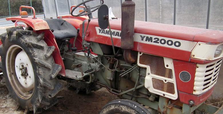ヤンマーの中古農機