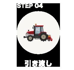STEP 04 引き渡し